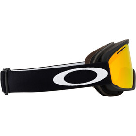 Oakley O Frame 2.0 Pro XM Gafas de Nieve Mujer, matte black/fire iridium&persimmon